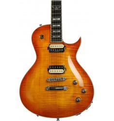 Flamed Maple Honey-Burst  Washburn Parallaxe PXL200