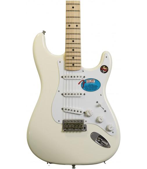 Olympic White  Fender Jimmie Vaughan Tex-Mex Strat