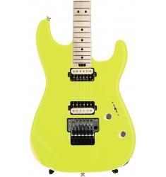 Neon Yellow  Charvel Pro-Mod San Dimas Style 1 HH FR