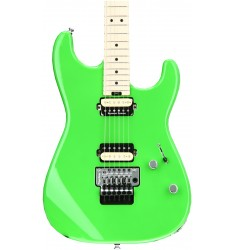 Slime Green  Charvel Pro-Mod San Dimas Style 1 HH FR