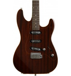Natural Mahogany, Rosewood FB  Godin Passion RG-3