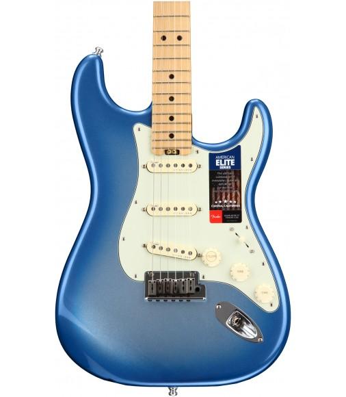 Sky Burst Metallic  Fender American Elite Stratocaster, Maple