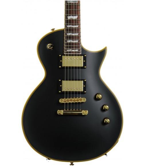 Vintage Black  ESP LTD EC-1000VB Duncan