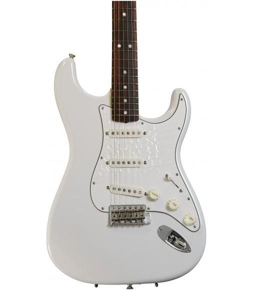 Olympic White  Fender American Vintage '65 Stratocaster