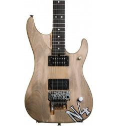Natural Matte  Washburn Nuno Bettencourt N4 Authentic Electric Guitar