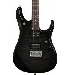 Black Burst Quilt  Ernie Ball Music Man John Petrucci BFR 6