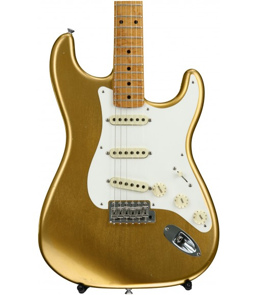 Aged Aztec Gold  Fender Custom Shop 1950's Stratocaster Journeyman Relic Closet Classic
