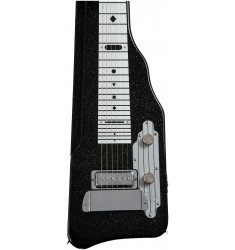 Black Slver Flake  Gretsch G5715 Electromatic Lap Steel