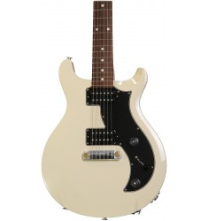 Antique White  PRS S2 Mira with Dot Inlays