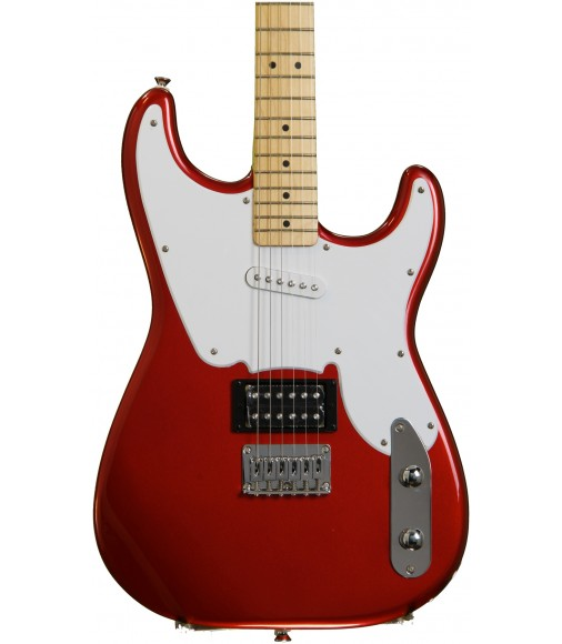 Candy Apple Red  Squier Vintage Modified '51