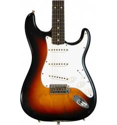 3-Color Sunburst, Rosewood Fingerboard  Fender Custom Shop 2015 Postmodern Stratocaster Journeyman Relic