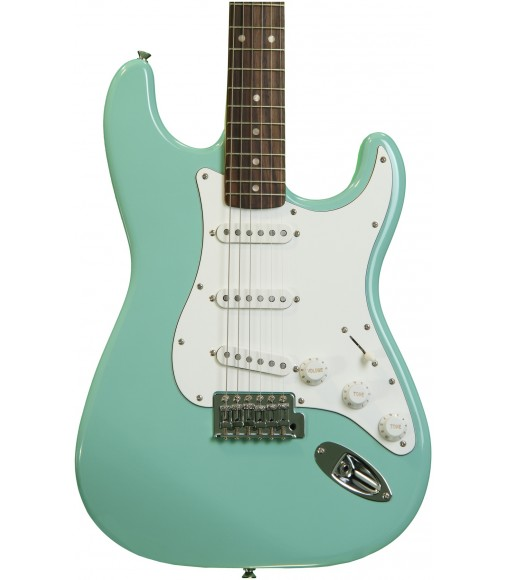 Surf Green  Squier Affinity Series Stratocaster