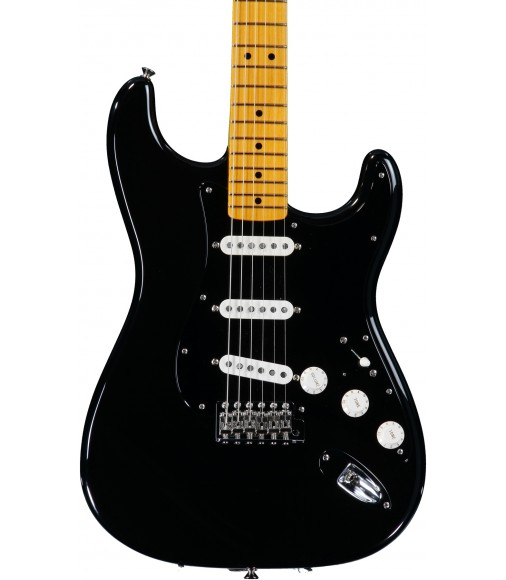 Black, NOS  Fender Custom Shop David Gilmour Stratocaster Signature Stratocaster
