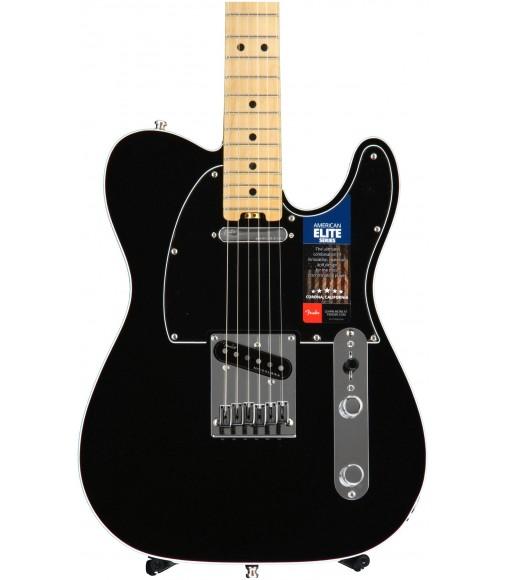 Mystic Black  Fender American Elite Telecaster