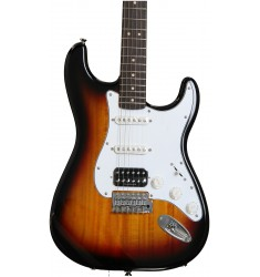 3-Tone Sunburst  Squier Vintage Modified Strat HSS