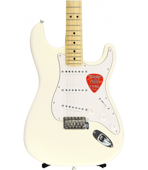 Olympic White  Fender American Special Stratocaster