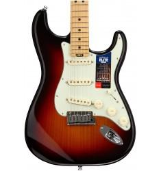 3-Tone Sunburst, Maple  Fender American Elite Stratocaster