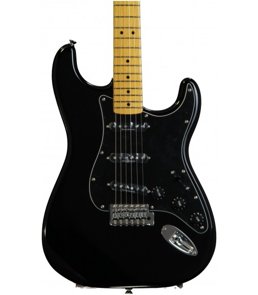 Black  Squier Vintage Modified '70s Stratocaster