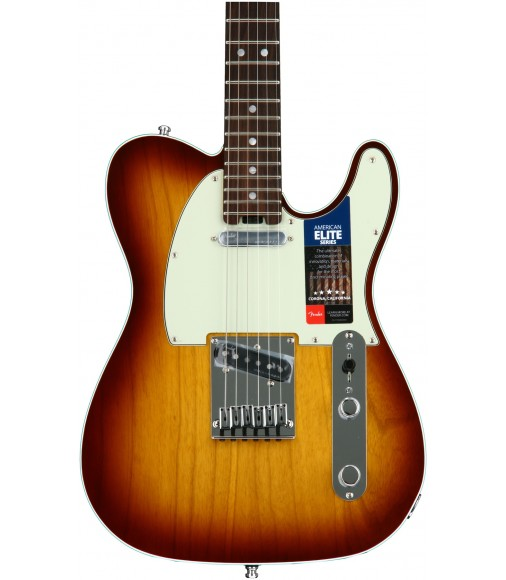 Rosewood Fretboard, Tobacco Sunburst  Fender American Elite Telecaster