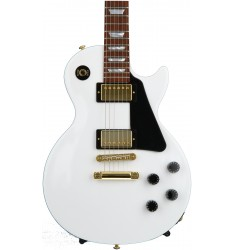 Alpine White, Gold Hardware  Cibson C-Les-paul Studio 2016, High Performance