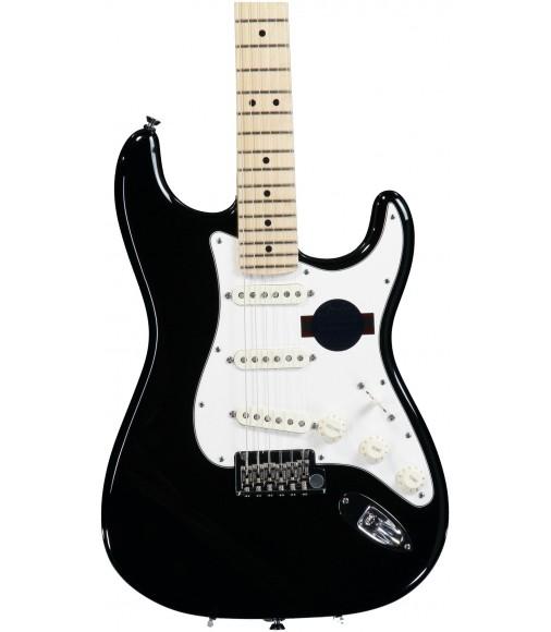 Black  Fender American Standard Stratocaster, Maple
