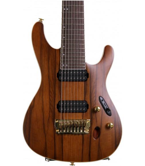 Hazelnut Ale Brown  Ibanez S5528LW 8-String