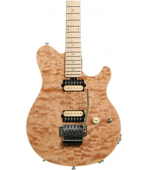 Natural  Ernie Ball Music Man Axis Floyd Rose