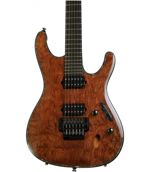 Natural  Ibanez SIX20DBG Iron Label