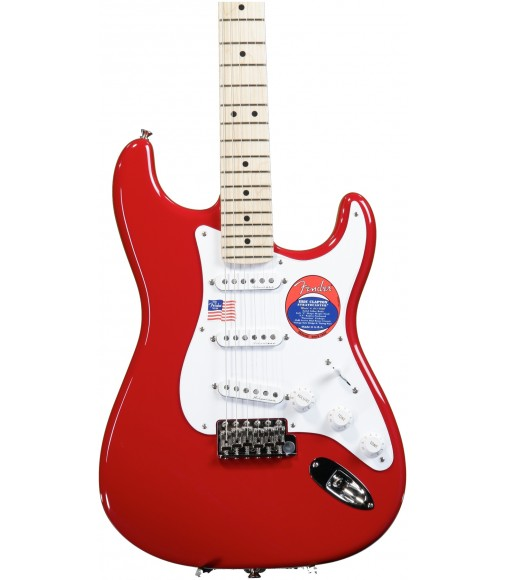 Torino Red  Fender Eric Clapton Stratocaster