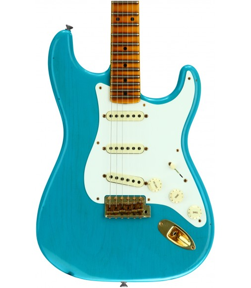 Taos Turquoise  Fender Custom Shop 20th Anniversary Relic Stratocaster Ltd. Ed.