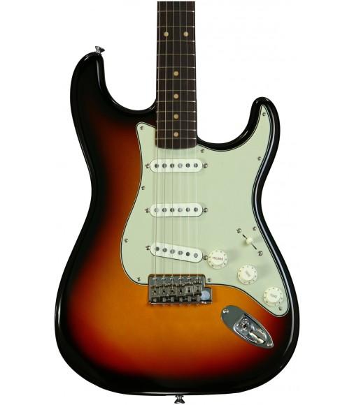 3-Color Sunburst, Rosewood  Fender American Vintage '59 Stratocaster