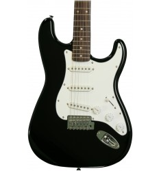 Black  Squier Affinity Series Stratocaster