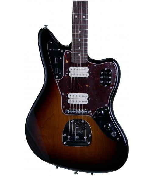 3-Color Sunburst  Fender Classic Player Jaguar Special HH