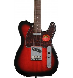Antique Burst  Squier Standard Tele