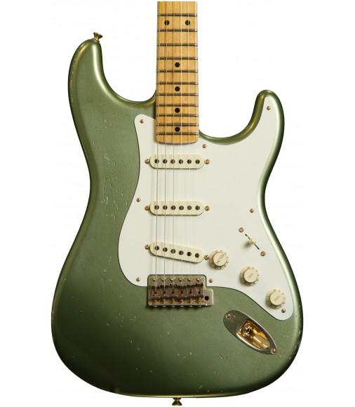 Moss Green  Fender Custom Shop Master Design 1950s Relic Stratocaster