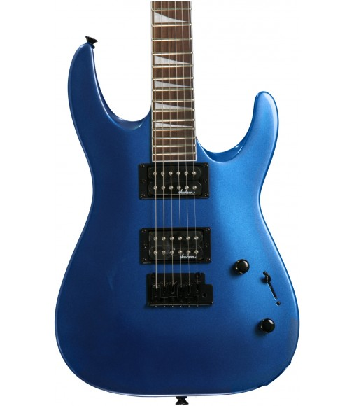 Metallic Blue  Jackson JS22 Dinky