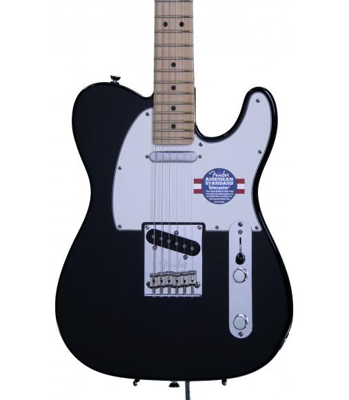 Black  Fender American Standard Telecaster, Maple