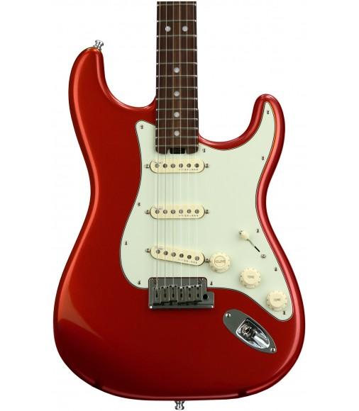 Autumn Blaze Metallic  Fender American Elite Stratocaster, Rosewood