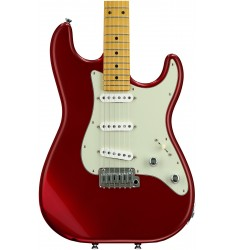Candy Red, Maple Neck  Schecter USA Traditional