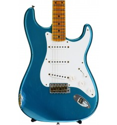 Aged Lake Placid Blue  Fender Custom Shop 1955 Relic Stratocaster 2015 Ltd. Ed.