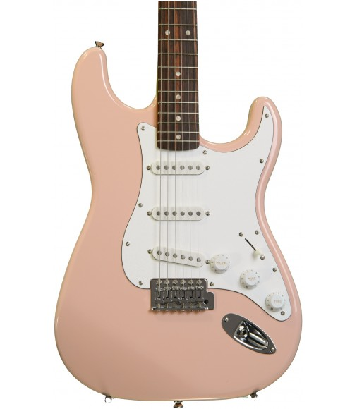 Shell Pink  Squier Affinity Series Stratocaster