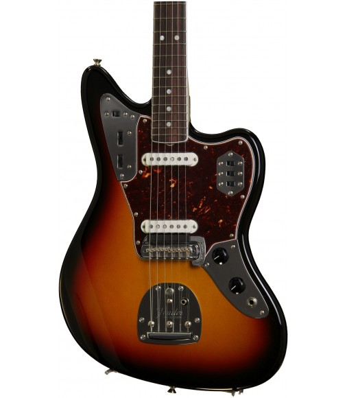3-Color Sunburst  Fender American Vintage '65 Jaguar