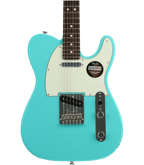 Seafoam Green, Painted Headcap  <em>Demo</em>  Fender Limited Edition American Standard Telecaster