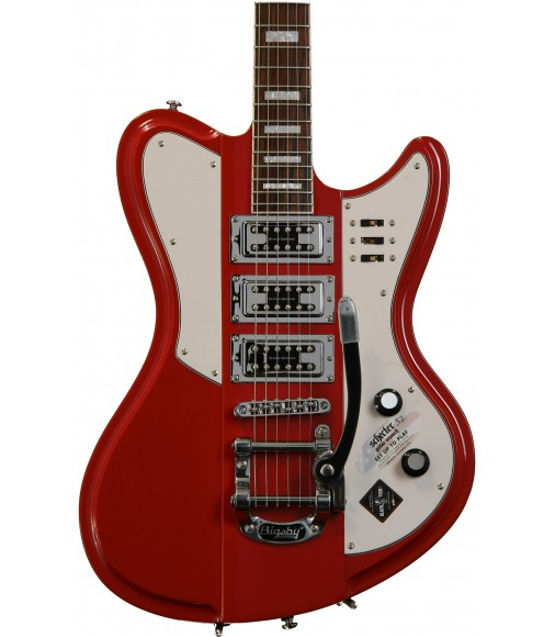 Vintage Red  Schecter Ultra III