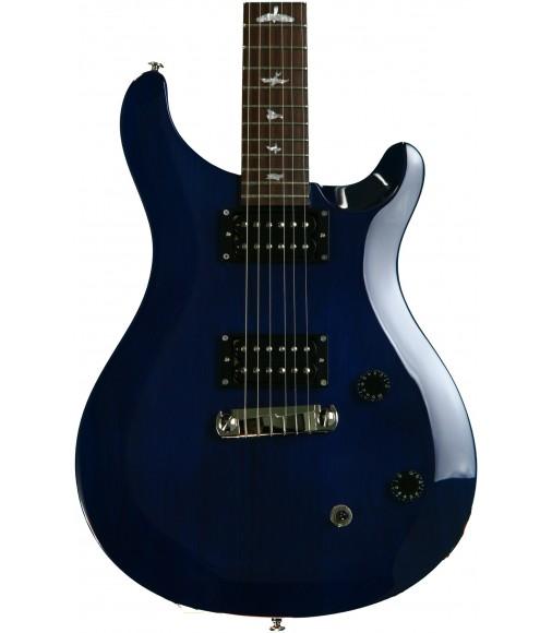 Translucent Blue  PRS SE Standard 22