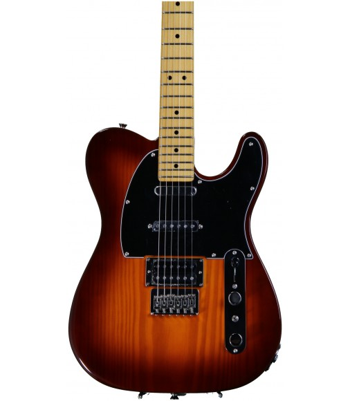 Honey Burst  Fender Modern Player Telecaster Plus