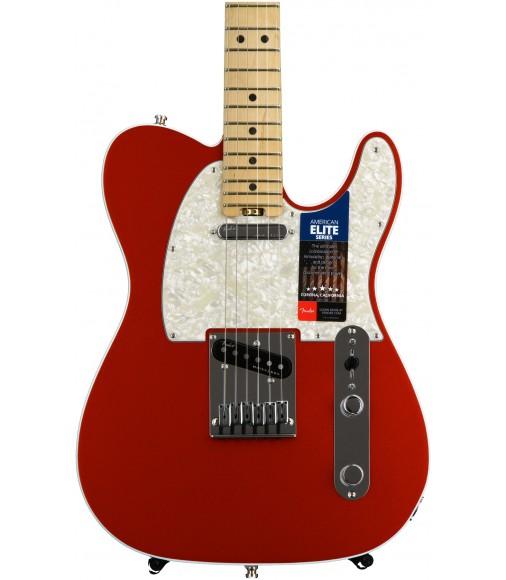 Autumn Blaze Metallic  Fender American Elite Telecaster