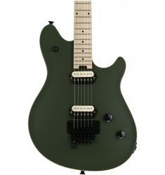 Matte Army Drab  EVH Wolfgang Special