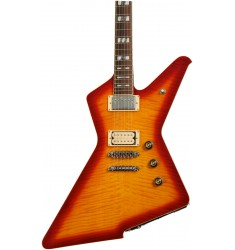 Cherry Red Sunburst  Ibanez Destroyer Series DT520FM