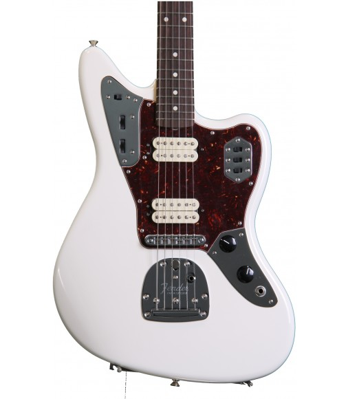 Olympic White  Fender Classic Player Jaguar Special HH